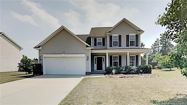 120 Wood Point Drive, Lillington, NC 27546 (MLS #654867) :: Freedom & Family Realty