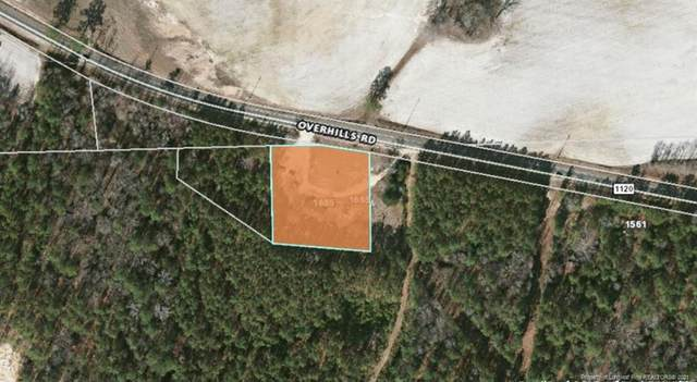 1685 Overhills Road, Spring Lake, NC 28390 (MLS #654868) :: Freedom & Family Realty