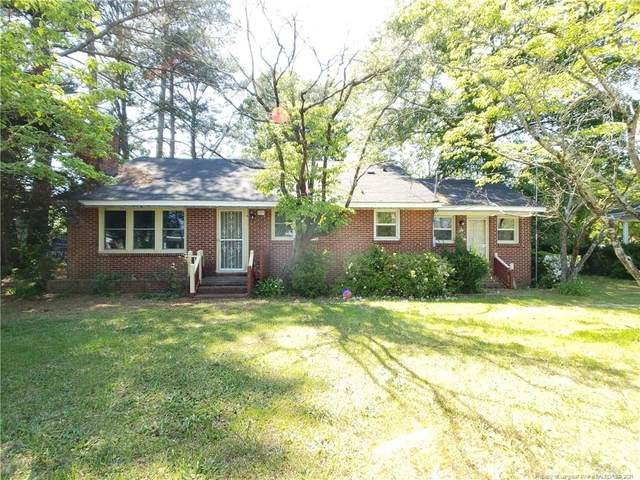 209 N Jackson Street, Raeford, NC 28376 (MLS #655880) :: The Signature Group Realty Team