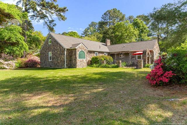 213 Fairfield Road, Fayetteville, NC 28303 (MLS #655882) :: The Signature Group Realty Team