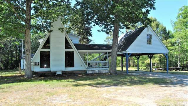 116 Deep Branch Road, Lumberton, NC 28360 (MLS #655884) :: Towering Pines Real Estate