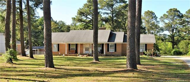 614 Deep Branch Road, Lumberton, NC 28360 (MLS #655885) :: The Signature Group Realty Team