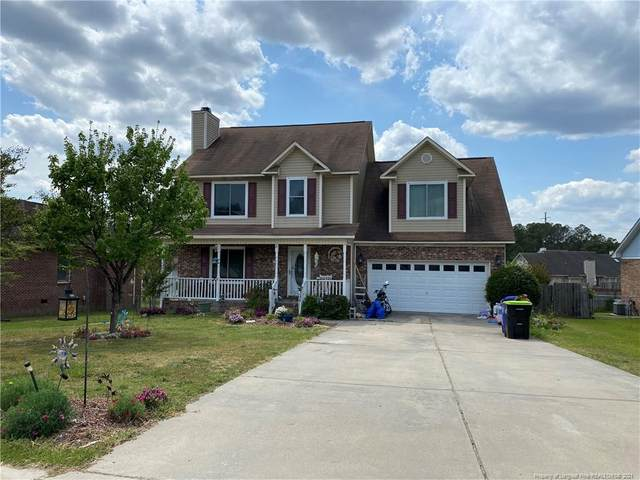 306 Laketree Boulevard, Spring Lake, NC 28390 (MLS #655915) :: Moving Forward Real Estate