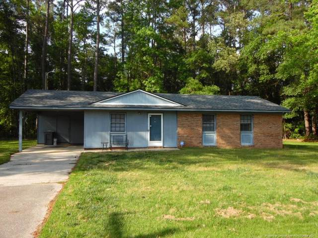 6799 Faircloth Bridge Road, Stedman, NC 28391 (MLS #655924) :: Towering Pines Real Estate
