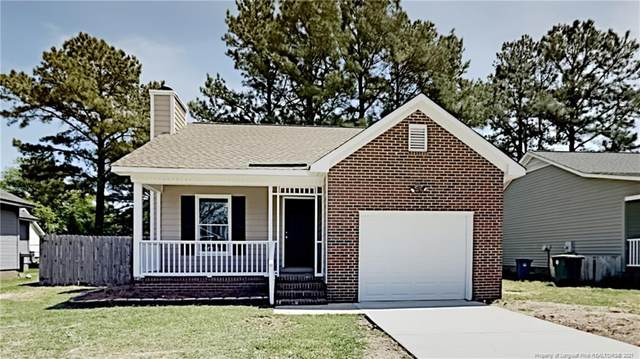 1587 Hazelcrest Drive, Fayetteville, NC 28304 (MLS #655929) :: Freedom & Family Realty