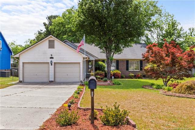 2624 Lull Water Drive, Fayetteville, NC 28306 (MLS #655941) :: Freedom & Family Realty