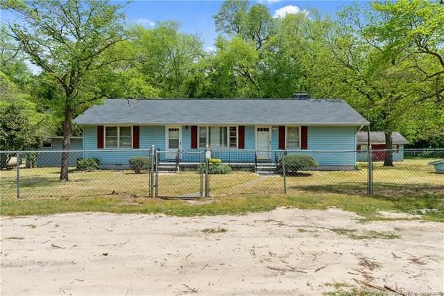 1390 Townsend Road, Raeford, NC 28376 (MLS #655950) :: Towering Pines Real Estate