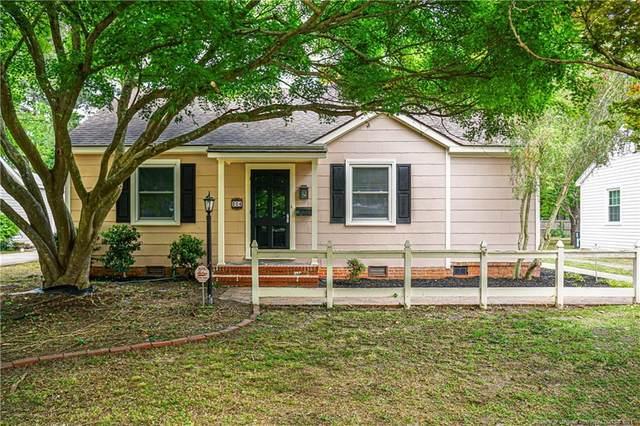 204 Hull Road, Fayetteville, NC 28303 (MLS #655966) :: Towering Pines Real Estate