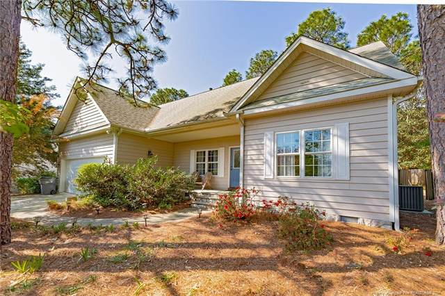 430 E Manley Avenue, Southern Pines, NC 28387 (MLS #655968) :: Towering Pines Real Estate