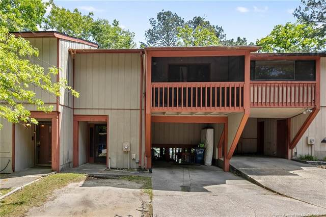 346 Terrace Court, Fayetteville, NC 28314 (MLS #655998) :: Towering Pines Real Estate
