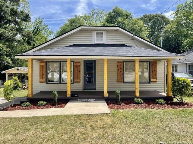 530 Pearl Street, Fayetteville, NC 28303 (MLS #656012) :: Freedom & Family Realty