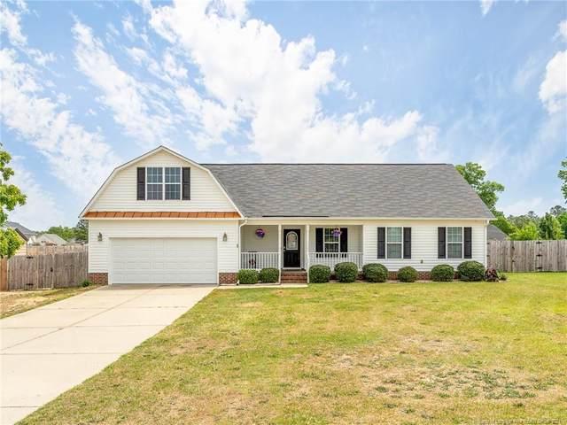 639 Corsegan Road, Fayetteville, NC 28306 (MLS #656014) :: Towering Pines Real Estate