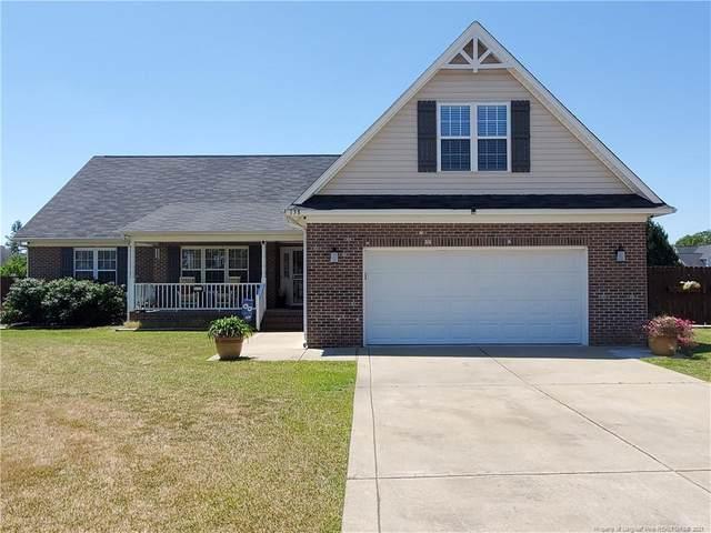 138 Caswell Pines Lane, Raeford, NC 28376 (MLS #656024) :: Towering Pines Real Estate