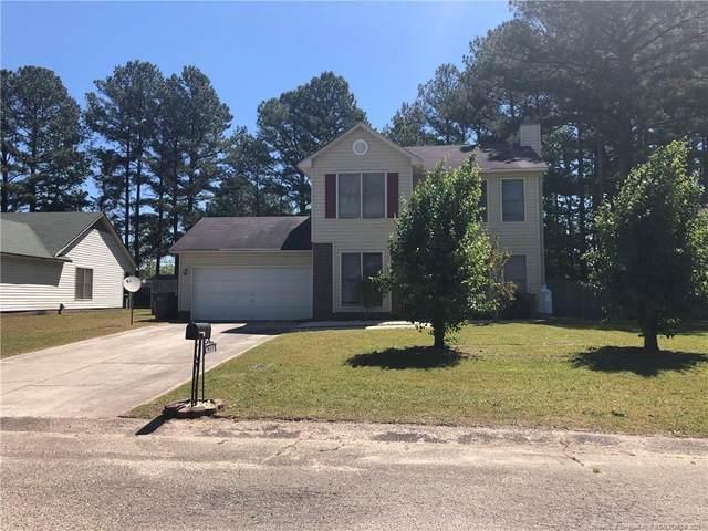 4313 Buckhurst Drive, Hope Mills, NC 28348 (MLS #656027) :: Towering Pines Real Estate