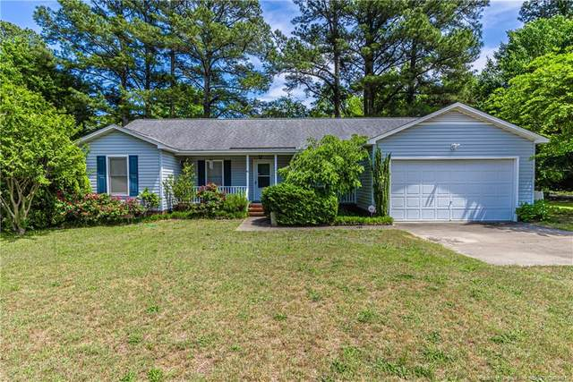321 Andrews Road, Fayetteville, NC 28311 (MLS #656044) :: Freedom & Family Realty