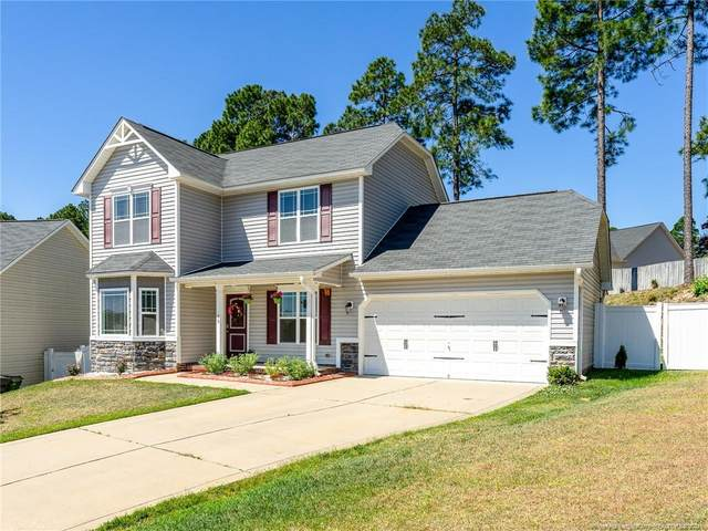 33 Petticoat Way, Cameron, NC 28326 (MLS #656053) :: The Signature Group Realty Team