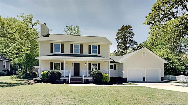 6527 Bagdad Road, Fayetteville, NC 28306 (MLS #656055) :: Freedom & Family Realty