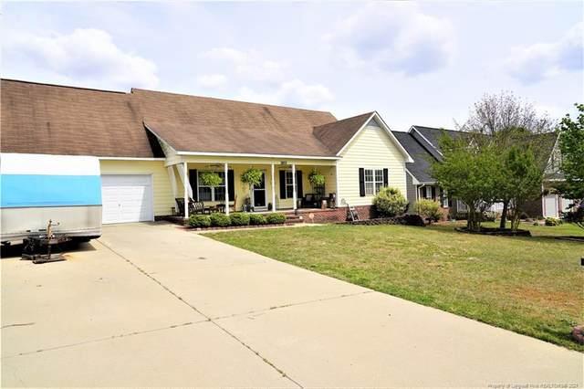 2833 Beringer Drive, Fayetteville, NC 28306 (MLS #656065) :: Freedom & Family Realty