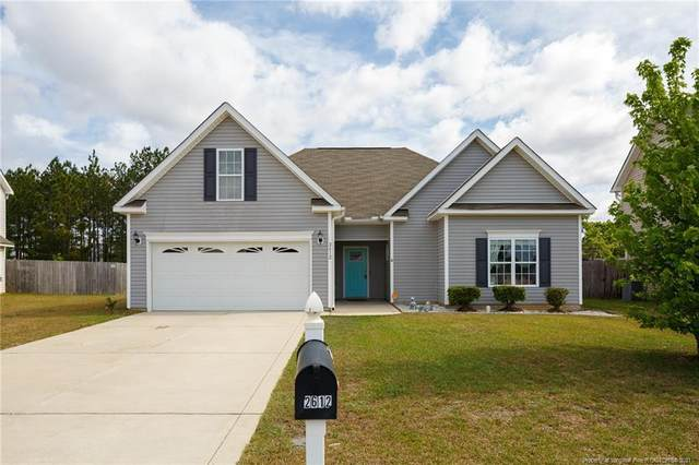 2612 Indian Wells Court, Hope Mills, NC 28348 (MLS #656074) :: The Signature Group Realty Team