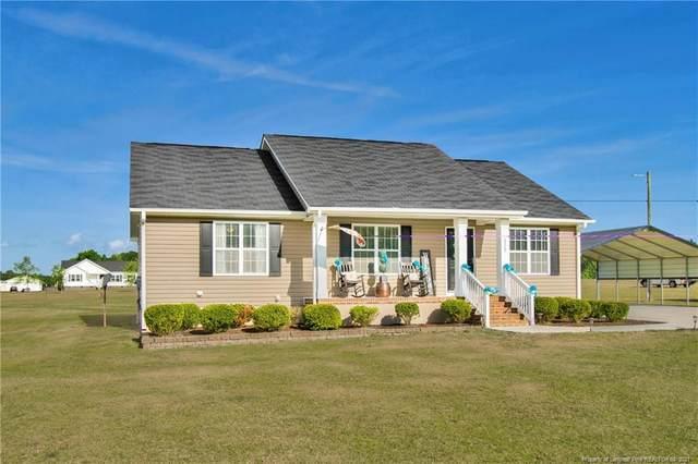 3529 Singletary Church Road, Lumberton, NC 28358 (MLS #656081) :: Towering Pines Real Estate