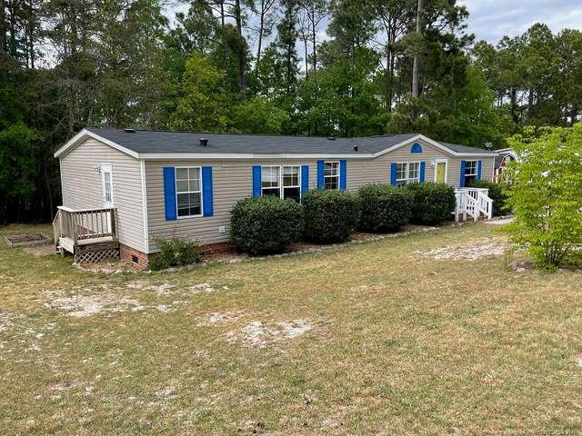 110 Fair View, Sanford, NC 27332 (MLS #656082) :: The Signature Group Realty Team