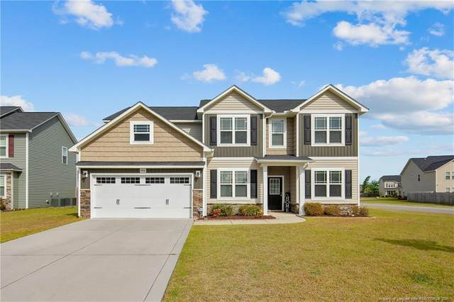 4406 Narrow Pine Court, Parkton, NC 28371 (MLS #656083) :: The Signature Group Realty Team