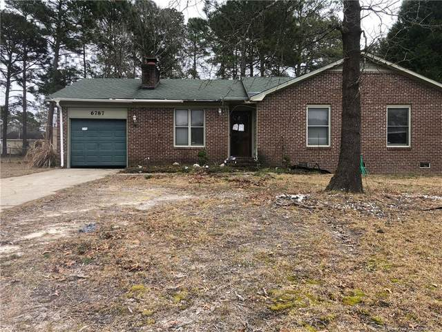 6787 Longparrish Court, Fayetteville, NC 28304 (MLS #656092) :: Freedom & Family Realty