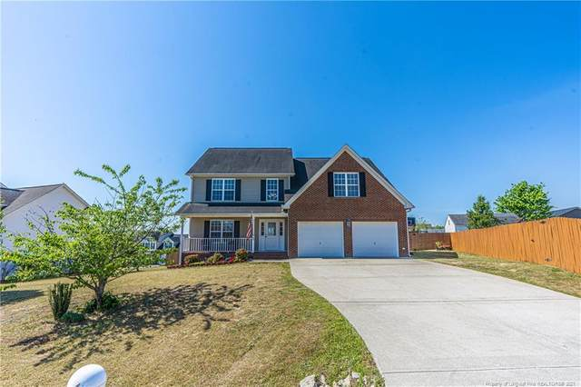 40 Countess Court, Cameron, NC 28326 (MLS #656094) :: The Signature Group Realty Team