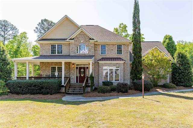 1500 Westfall Circle, Sanford, NC 27330 (MLS #656097) :: The Signature Group Realty Team