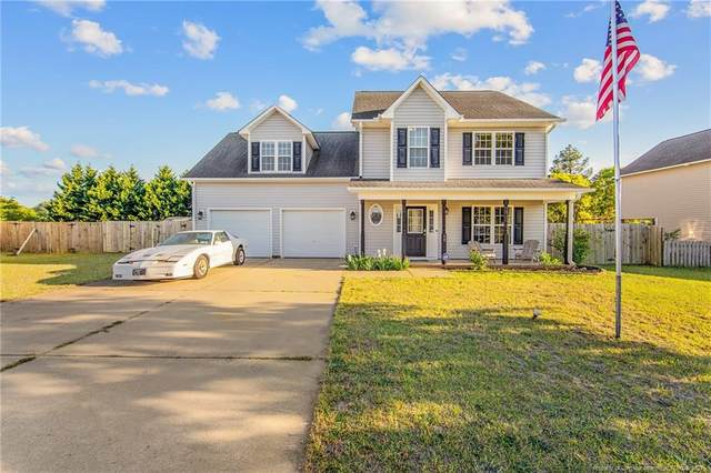 60 E Dover Court E, Sanford, NC 27332 (MLS #656117) :: The Signature Group Realty Team