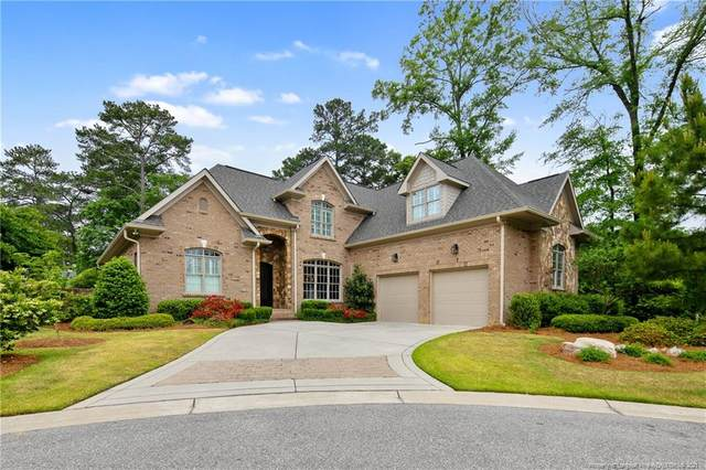 110 Walton Place, Fayetteville, NC 28305 (MLS #656120) :: The Signature Group Realty Team