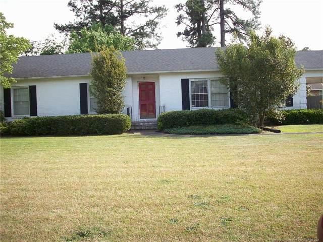 402 Roslyn Drive, Lumberton, NC 28358 (MLS #656124) :: Towering Pines Real Estate