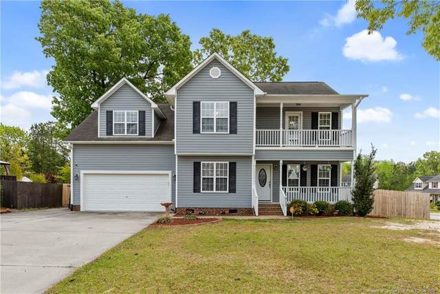 717 Lenoir Drive, Spring Lake, NC 28390 (MLS #656129) :: Freedom & Family Realty