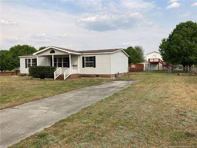 4103 Brennan Circle, Fayetteville, NC 28312 (MLS #656133) :: Towering Pines Real Estate