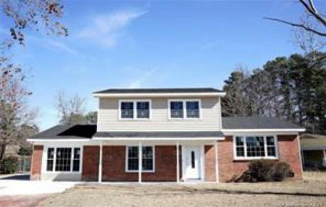 5302 Tabor Court, Fayetteville, NC 28303 (MLS #656141) :: The Signature Group Realty Team