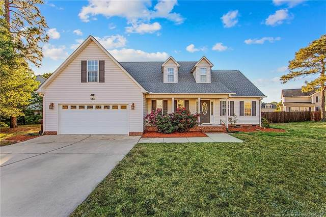 349 Pinevalley Lane, Sanford, NC 27332 (MLS #656143) :: The Signature Group Realty Team