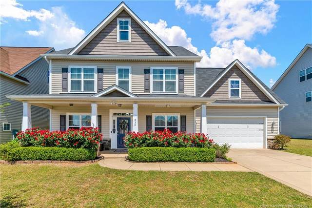 830 Harry Truman Road, Fayetteville, NC 28311 (MLS #656154) :: The Signature Group Realty Team
