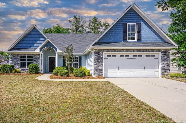1110 Legend Creek Drive, Hope Mills, NC 28348 (MLS #656171) :: The Signature Group Realty Team