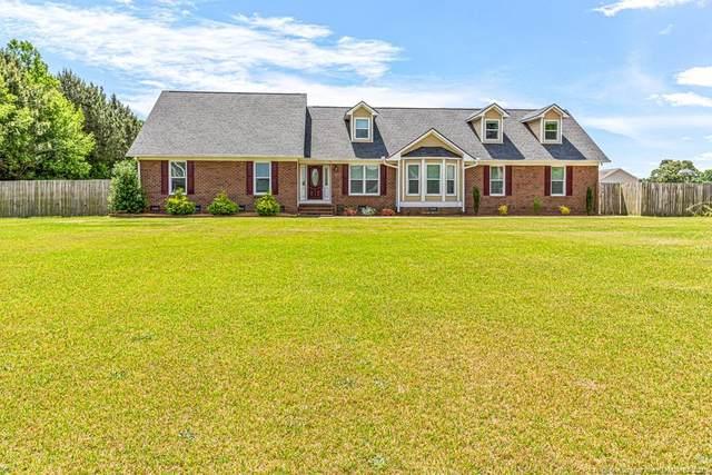 3544 Thrower Road, Hope Mills, NC 28348 (MLS #656172) :: Towering Pines Real Estate