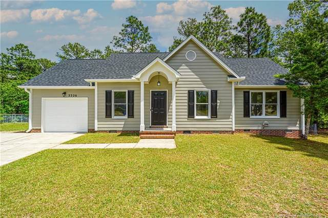3326 Donnett Drive, Spring Lake, NC 28390 (MLS #656176) :: Moving Forward Real Estate
