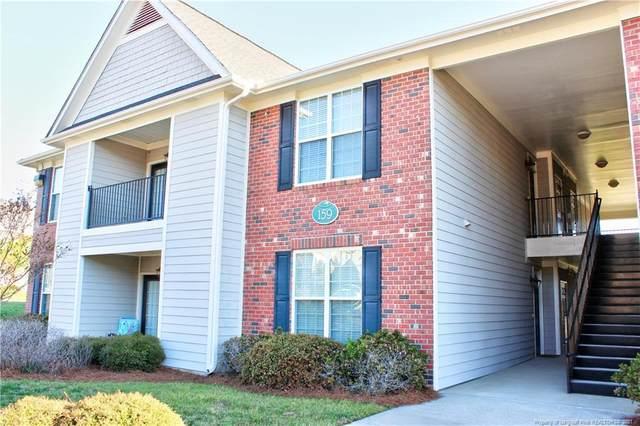 159 Gallery Drive #201, Spring Lake, NC 28390 (MLS #656186) :: Moving Forward Real Estate