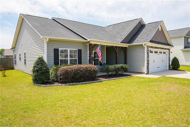 4238 Cherry Hill Lane, Fayetteville, NC 28312 (MLS #656187) :: Freedom & Family Realty