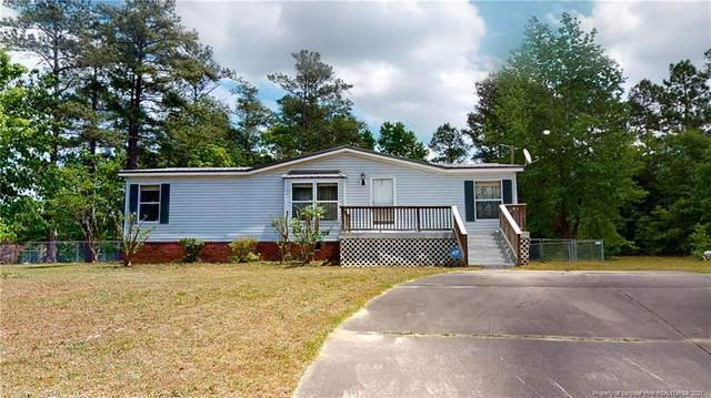 103 Oaktree Drive, Raeford, NC 28376 (MLS #656190) :: The Signature Group Realty Team