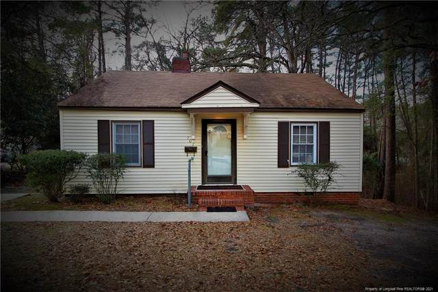 707 Glenville Avenue, Fayetteville, NC 28303 (MLS #656197) :: The Signature Group Realty Team