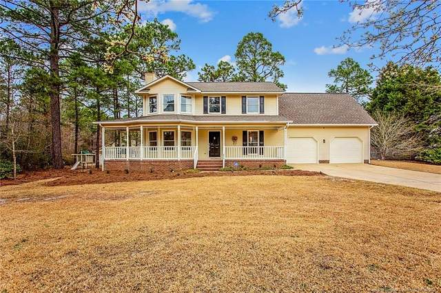 870 Fredonia Drive, Fayetteville, NC 28311 (MLS #656201) :: The Signature Group Realty Team