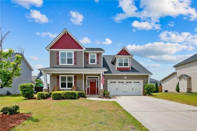 180 Ganton Drive, Raeford, NC 28376 (MLS #656204) :: Moving Forward Real Estate