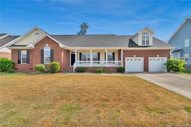 2617 Franciscan Drive, Fayetteville, NC 28306 (MLS #656207) :: Freedom & Family Realty