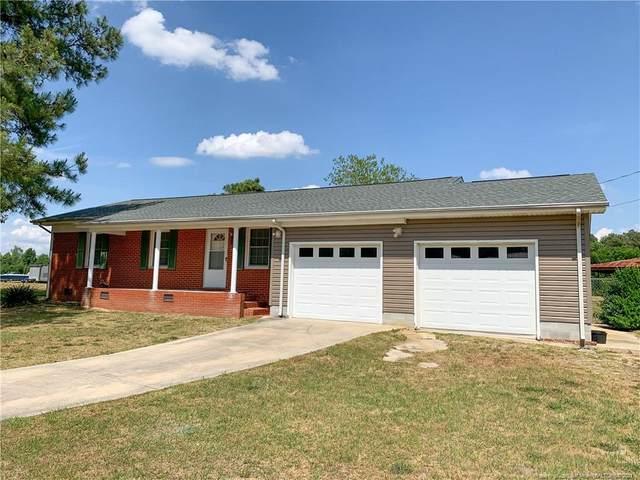 1530 Odum Road, Lumberton, NC 28360 (MLS #656214) :: Towering Pines Real Estate