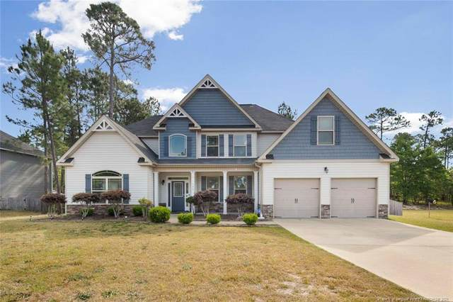 135 Baystone Drive, Sanford, NC 27332 (MLS #656217) :: The Signature Group Realty Team
