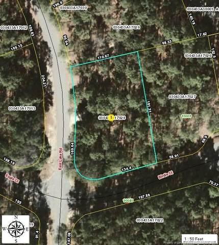 Birdie Ct/East Lake Road, Wagram, NC 28396 (MLS #656218) :: Towering Pines Real Estate